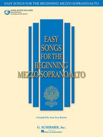 Easy Songs for Beginning Singers