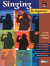 Singing for Beginners-Book/CD