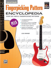 Fingerpicking Pattern Encycl-Book