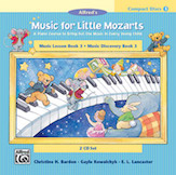 Alfred's Music for Little Mozarts Cover