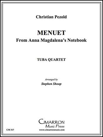 Menuet-Tuba Quartet