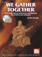 We Gather Together-Guitar Tab W/ cd