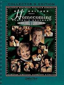 Homecoming Souvenir Songbook No. 6