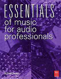 Essentials of Music for Audio Professionals