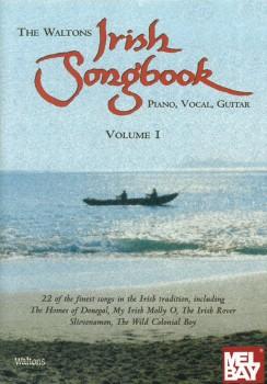 Irish Songbook No. 1-Piano/Vocal