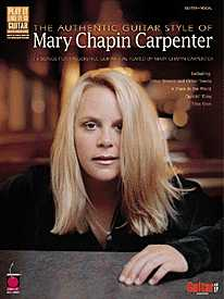 Authentic Guitar Style of Mary Chapin Carpenter