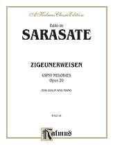 Zigeunerweisen Op. 20-Violin