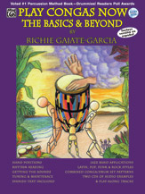 Play Congas Now-Book/CD