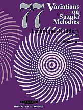77 Variations on Suzuki Melodies Cover