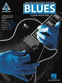 Blues Guitar Monsters-Tab by ALLIGATOR   J W  Pepper Sheet Music