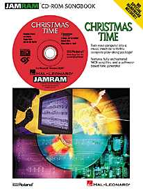 Christmas Time-Songbook and CD Rom