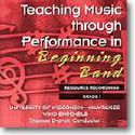 Teaching Music Through Performance in Beginning Band, Vol. 1 Cover