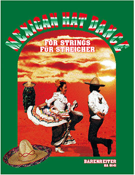 Mexican Hat Dance-String Quart