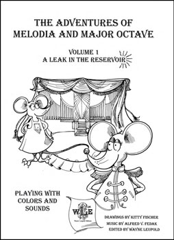 Adventures of Melodia and Major No. 1
