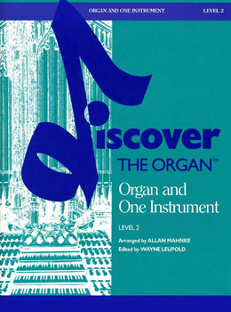Discover the Organ-W/One Inst No. 2