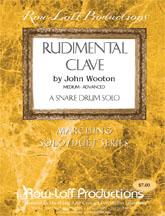 Rudimental Clave