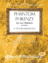 Phantom Phrenzy-Multi Tenor Solo