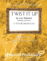 Twist It Up-Multi Tenor Solo
