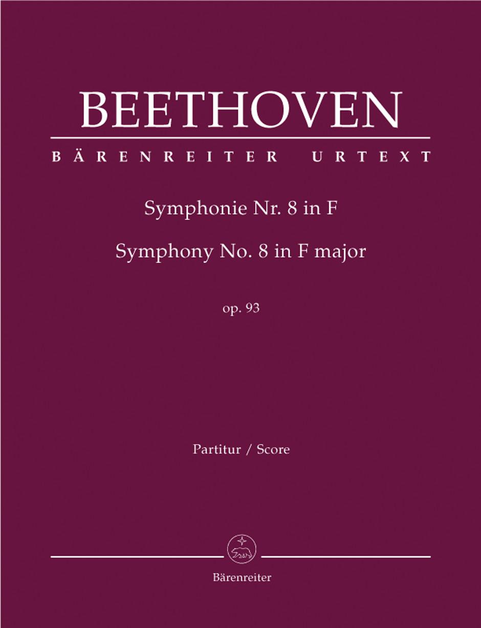 Symphony No. 8 in F Major, Op. 93
