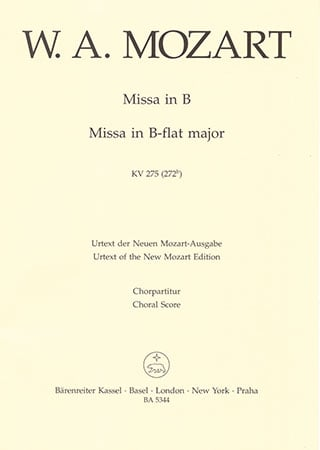 Missa Brevis in B Flat Major K. 275