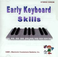 Early Keyboard Skills