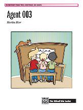 Agent 003-1 Piano 6 Hands