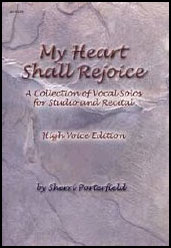 My Heart Shall Rejoice-Hi Voice