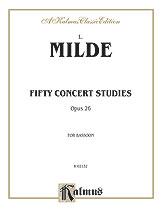 50 Concert Studies