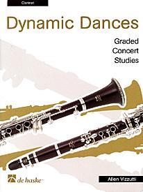 Dynamic Dances-Flute                Cover