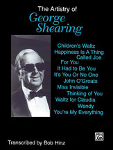 Artistry of George Shearing-Piano