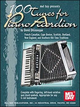 100 Tunes for Piano Accordian (Accordion Boo | J W  Pepper