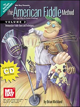 American Fiddle Method No. 2