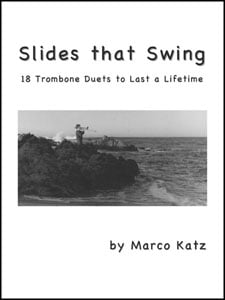 Slides that Swing-Trombone Duets Cover