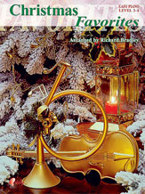 Christmas Favorites-Easy Piano