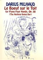 Le Boeuf Sur Le Toit, Op. 58