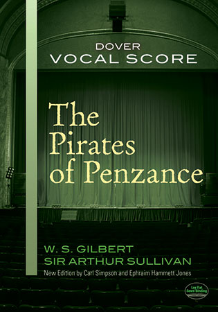 Pirates of Penzance-Vocal Score