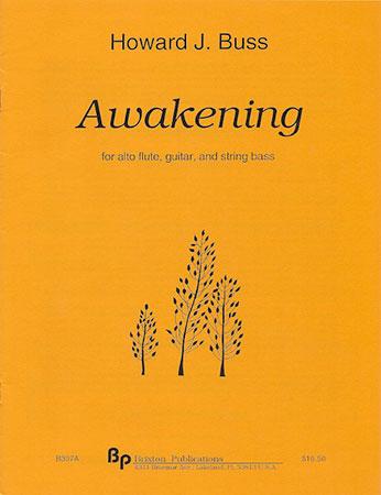 Awakening-Alto Flute/Guitar/Str Bass
