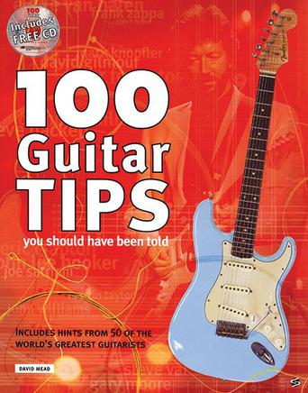 100 Guitar Tips-Book/CD