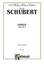 Songs Volume 1-High Voice