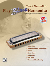 Teach Yourself to Play Blues-Book and CD