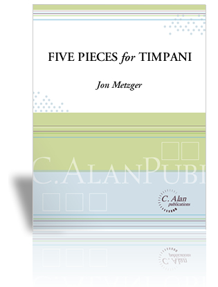 Five Pieces for Timpani