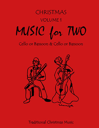 Music for Two-Christmas Favs-C Inst