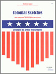 Colonial Sketches-Woodwind Quintet