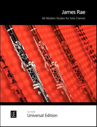40 Modern Studies in Rhythm-Clarinet