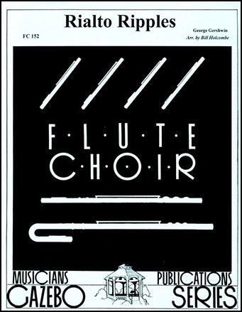 Rialto Ripples-Flute Choir