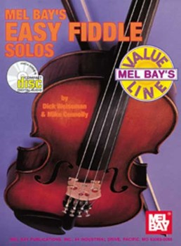 Easy Fiddle Solos-Book and CD