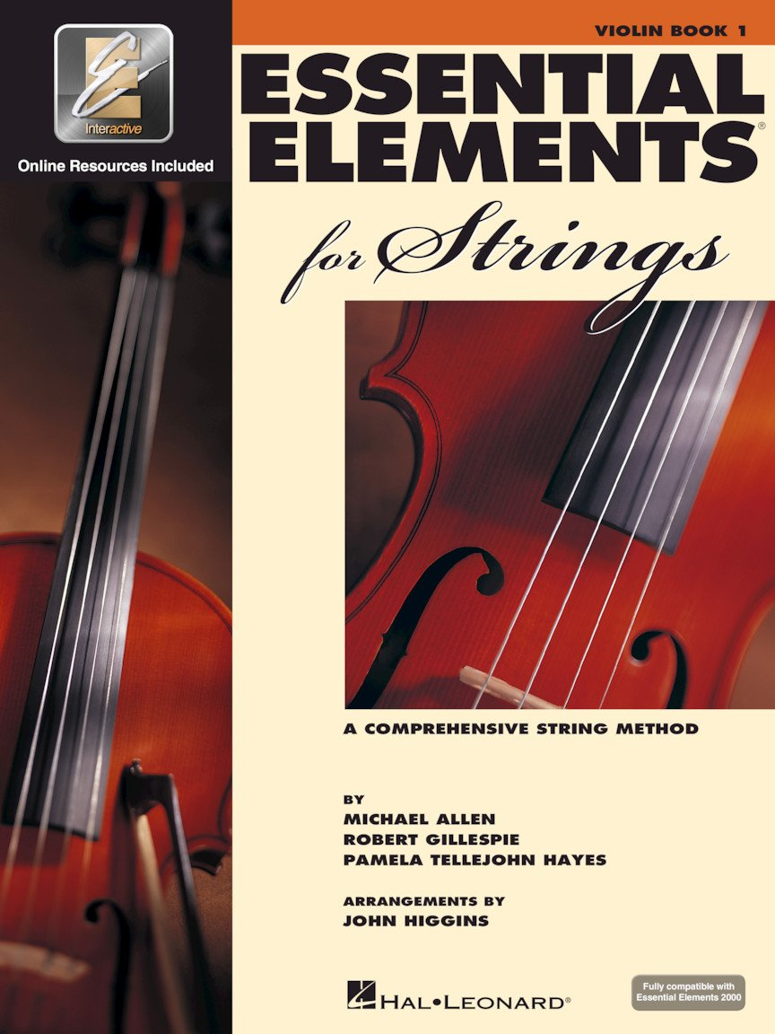 Essential Elements Interactive for Strings, Book 1
