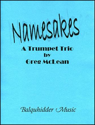 Namesakes-Trumpet Trio