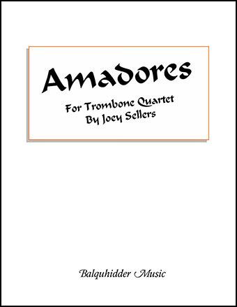 Amadores-Trombone Quartet