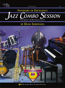 The Standard of Excellence Jazz Combo Session